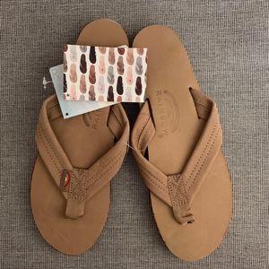Rainbow Sandal - Single Layer Premier Leather